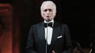 A los 72 años, el tenor Carreras anunció que está dando sus últimos conciertos