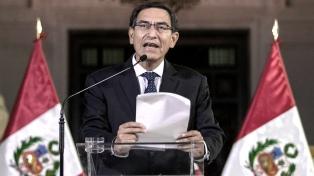 El respaldo a Vizcarra subió tras cerrar el Congreso, según un sondeo