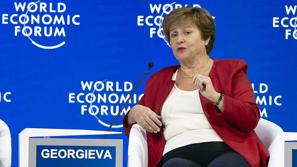 La directora del FMI felicitó a Fernández y dijo que
