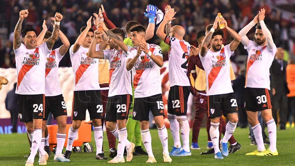 River visita Sarandí, con suplentes, para jugar ante Arsenal