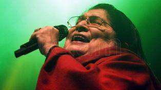 Mercedes Sosa, la voz integradora de la música popular argentina