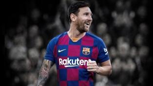 Messi, De Jong y Ronaldo, en el equipo ideal de 2019 para los aficionados de la UEFA