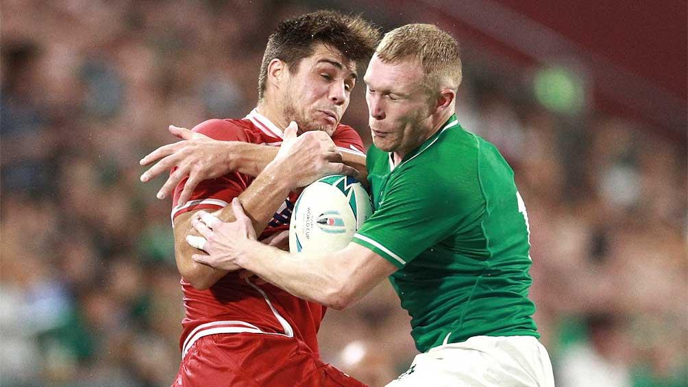 Irlanda se recuperó, venció a Rusia 35 a 0 y confía en la clasificación