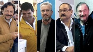 Los principales precandidatos a gobernador de Salta ya votaron en las PASO