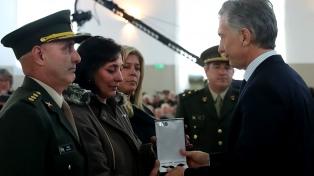 """Macri dijo que la violencia de los '70 fue """"un capítulo oscuro"""" al que no debemos volver"""