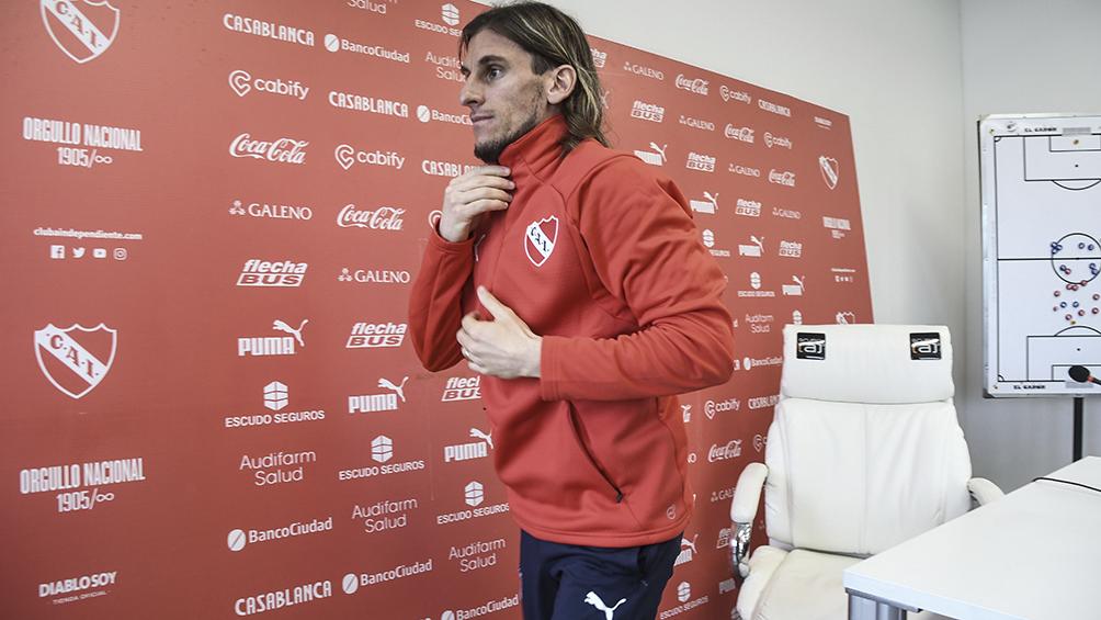 Beccacece dejó de ser el entrenador de Independiente