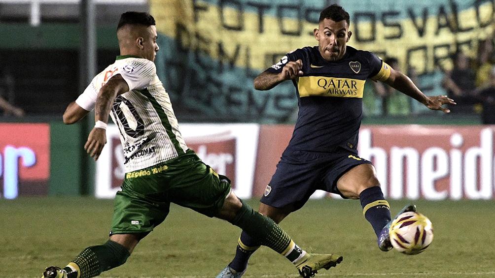Boca defiende su liderazgo en Varela ante Defensa