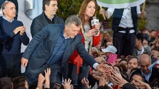 """Macri pidió cuidar """"nuestro voto"""" y que la participación electoral el día 27 sea la mayor desde 1983"""