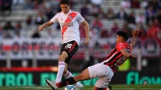 River Plate venció a Patronato en el estadio Monumental y acecha al líder Boca Juniors