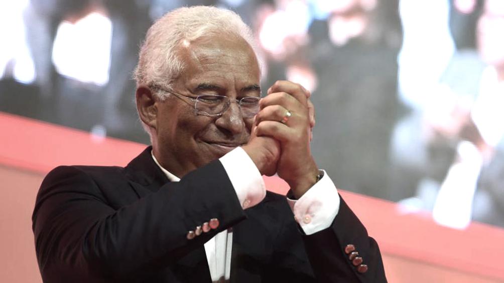 Pagar al FMI, volver a crecer y triunfar en las urnas: el éxito del portugués Costa