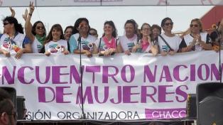 Comienza el 34º Encuentro Nacional de Mujeres