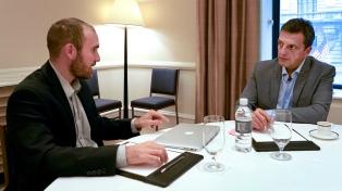 Massa se reunió en Nueva York con un economista argentino especialista en reestructuración de la deuda