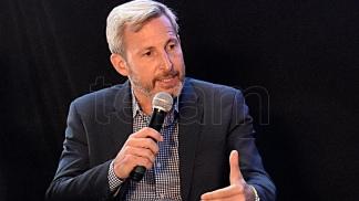 Frigerio dijo que la transición entre la gestión de Macri y Fernández «será ordenada»