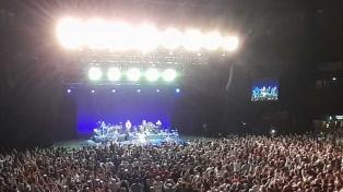 King Crimson en el Luna Park: el torbellino musical de un rey desmesurado