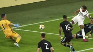 Argentina empató ante Alemania 2 a 2 en Dortmund