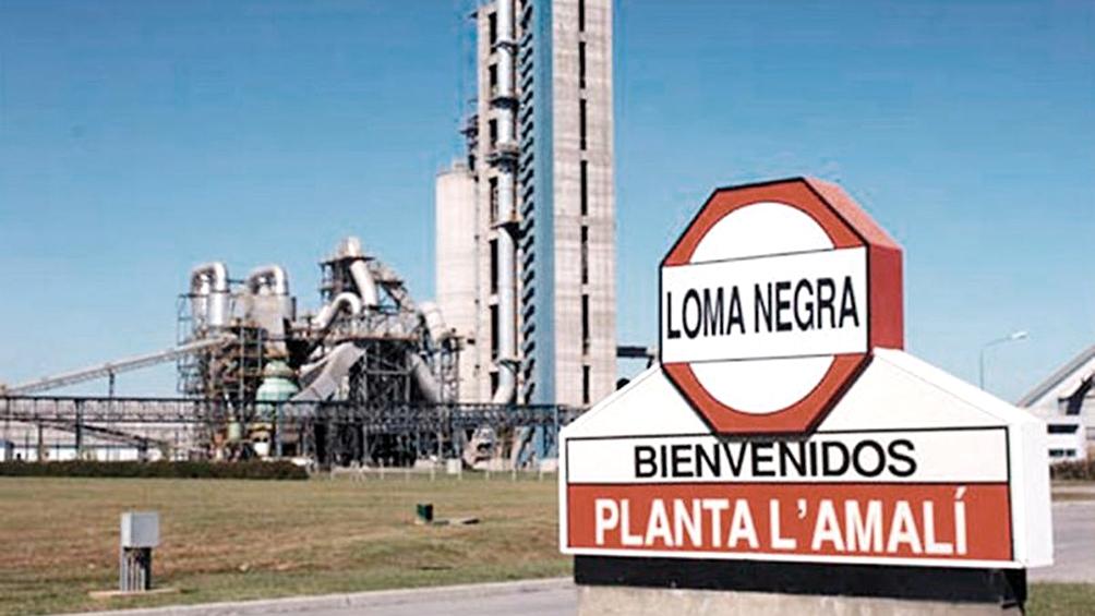 Loma Negra cierra la planta de Sierras Bayas, pero asegura que no habrá despidos