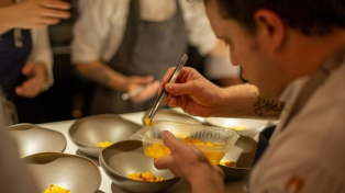 En Buenos Aires se eligió al peruano Maido como el mejor restaurante de Latinoamérica.
