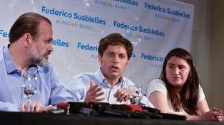 """Kicillof: """"No vamos a hacer un gobierno de marketing, sino de gestión"""""""