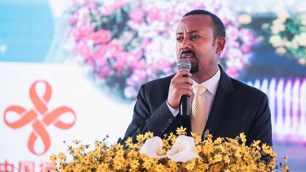 El etíope Abiy Ahmed fue galardonado con el Premio Nobel de la Paz