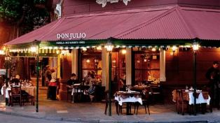 Don Julio es cuarto entre los mejores restaurantes de Latinoamérica