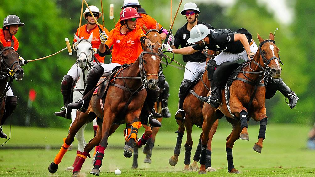 Suspenden por lluvia la primera semifinal del Abierto de Polo entre Ellerstina y Las Monjitas