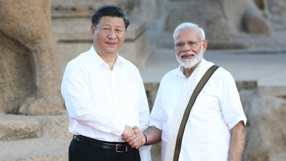 Nueva Delhi lima asperezas con China y acuerda reforzar lazos comerciales y de seguridad