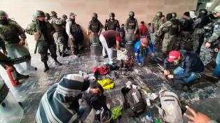 La CIDH comienza a investigar posibles violaciones a los DDHH en las recientes protestas
