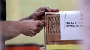 Cerraron los comicios en los que Chaco elige gobernador