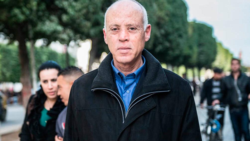 El escrutinio oficial confirmó el amplio triunfo de Said en las elecciones