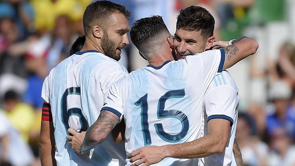 Argentina se mantiene en el noveno lugar del ranking FIFA
