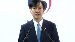 Renuncia el ministro de Justicia de Corea del Sur, denunciado por corrupción