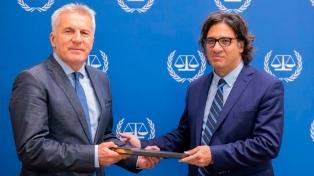 Garavano presentó en La Haya un informe sobre violaciones de DDHH en Venezuela