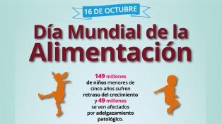 Casi dos de cada cinco adolescentes argentinos tienen sobrepeso, según Unicef