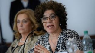 Diputada kirchnerista desmintió que su sector haya boicoteado un informe contra el chavismo