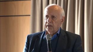 """Roberto Lavagna quiere un acuerdo con el FMI con la """"economía sostenidamente en marcha"""""""