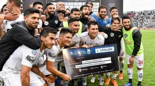 Central Córdoba le ganó a Estudiantes en Córdoba