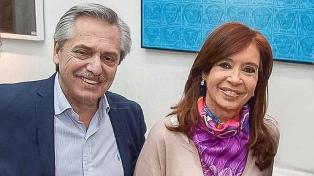 """""""Cristina y yo somos lo mismo"""", dice Alberto Fernández, y rechaza idea de que surja el """"albertismo"""""""
