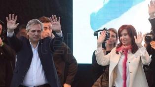 El diálogo que selló el reencuentro entre Alberto Fernández y CFK