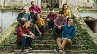 """Con """"Mi fortuna"""", Don Olimpio confirma su aporte como orquesta folclórica"""