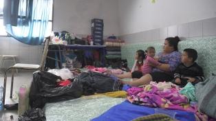 Quedan más de 3.400 evacuados en La Matanza y Esteban Echeverría por las inundaciones