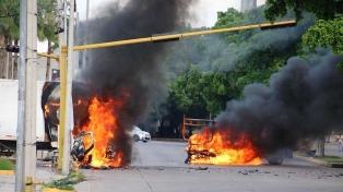 Tiroteo entre sicarios y policías en el norte dejan al menos 22 muertos
