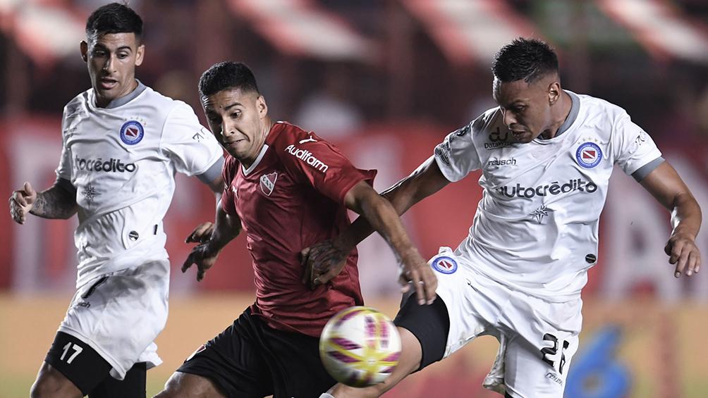 Independiente recibe a Argentinos Juniors