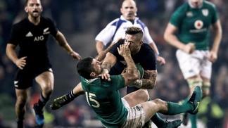 A las 7.15 se enfrentan Nueva Zelanda e Irlanda