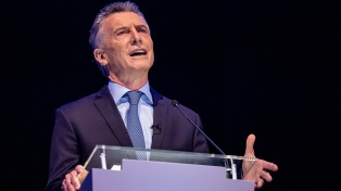 """Macri: """"Gobernamos con honestidad y nos vamos a casa con la conciencia tranquila y la manos limpias"""""""