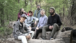 """""""Hay mucho interés por la música y el reggae argentino"""", dice Gahona, de Zona Ganjah"""