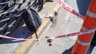 Una policía de la Ciudad mató a un delincuente en Liniers