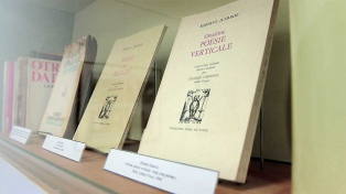 La obra y el legado del poeta Roberto Juarroz, en la Biblioteca Nacional