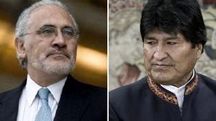 """OEA: es """"difícil de justificar el cambio de tendencia"""" del escrutinio"""