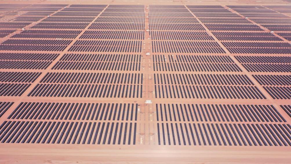 Hacienda otorga beneficios impositivos a una planta de energía solar