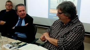 Presentaron un libro sobre la historia institucional de Boca Juniors